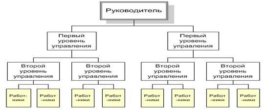 Линейная структура формируется