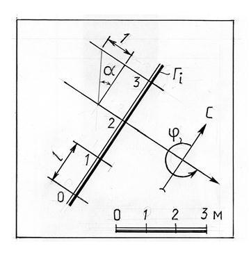Как обозначается масштаб в основной надписи?