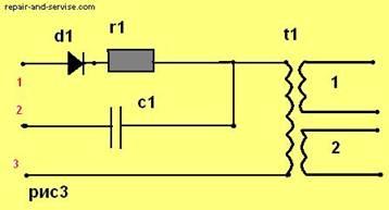 Электроподжиг для газовой плиты своими руками