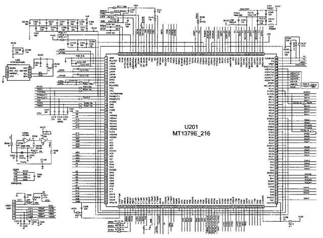 MPEG-1/2 и JPEG-декодер,