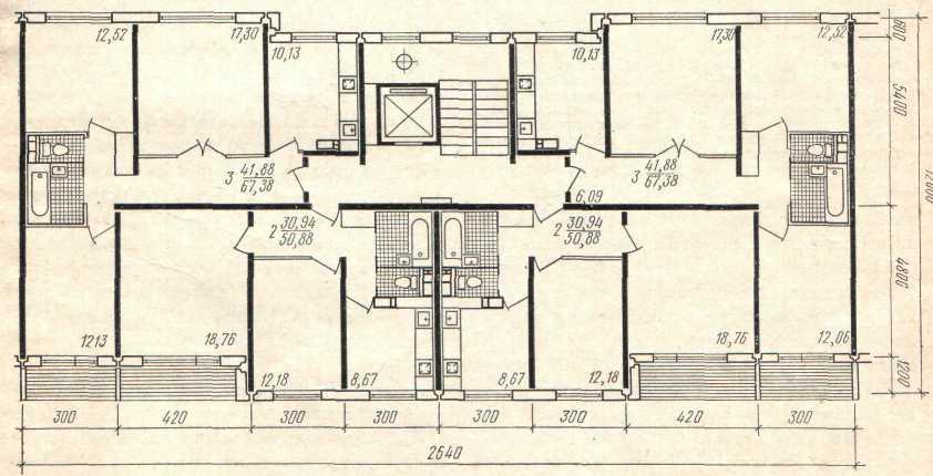 История индустриального домостроения: эксперименты с каркасо.
