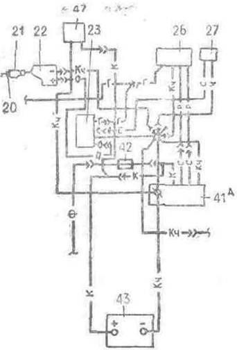 Схема подключения РИМ 1
