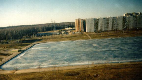В Гольянове спасли провалившегося под лед мужчину