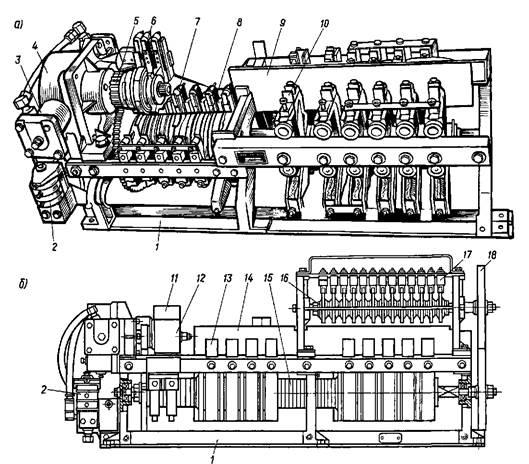 Силовые контроллеры КСП-1А