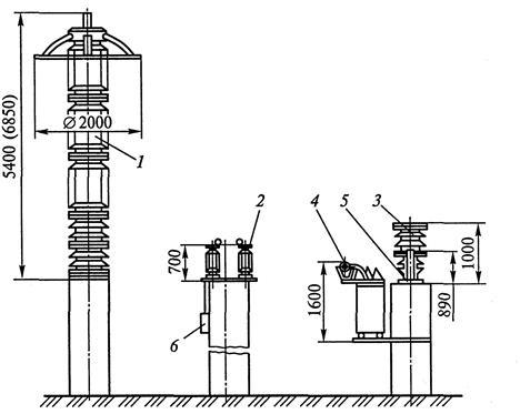 Подключение трансформатора напряжения