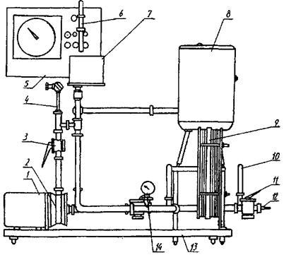 1 - электродвигатель; 2