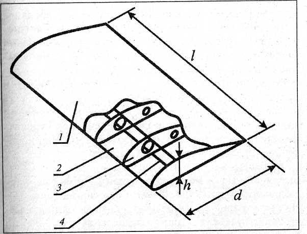КРЫЛО И ЕГО ХАРАКТЕРИСТИКИ - Модели самолетов