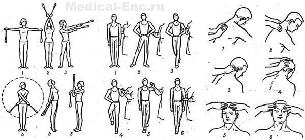 Комплексы упражнений при внутричерепном давлении