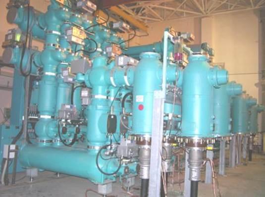 Круэ 220 кВ Siemens 8DN9 - Wilaqu