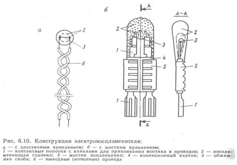 Электродетонатор