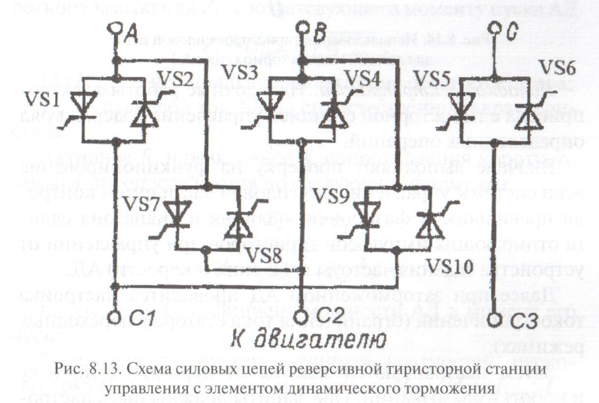 получение фазы с помощью магнитного поля схема