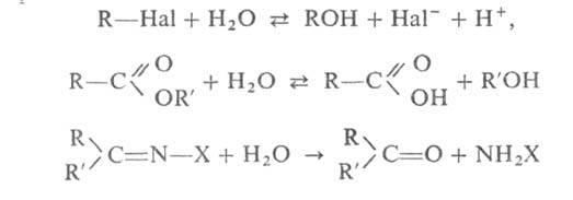 Гомогенные и гетерогенные реакции