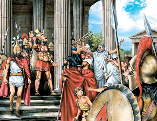 a history of the great sparta a powerful city state History of sparta including the spartan experience, leaders of the greek world by the middle of the 6th century sparta is the strongest city-state in greece.