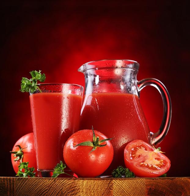Как томатный сок сделать вкуснее