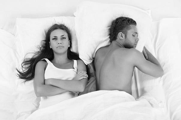 Чувства женщин в сексе