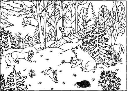 Картинки раскраски с детьми чёрно белые распечатать