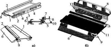 Рейка для скребкового конвейера автомобили фольксваген транспортер т4 и т5 бу