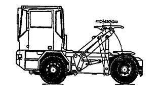 Контрейлерные перевозки Студопедия Впоследствии более экономичной на отдельных маршрутах была признана доставка груза на таком трейлере не в сцепе за автотягачом а на железнодорожной