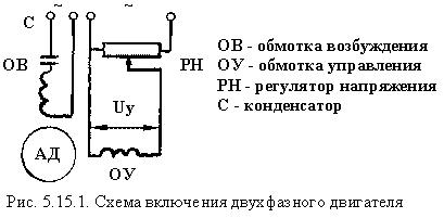 Схема подключения частотного преобразователя звезда