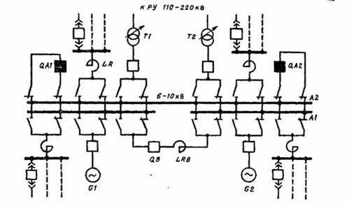 Рисунок 9.3 – Схема с двумя