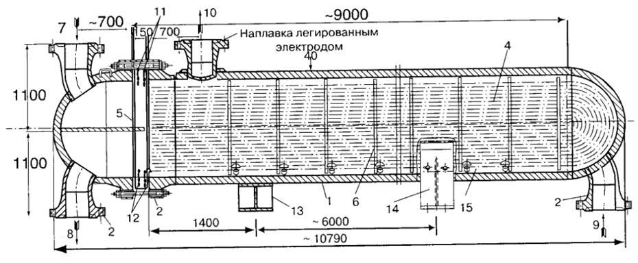 Пластинчатый теплообменник пакинокс Кожухотрубный испаритель Alfa Laval DH1-162 Минеральные Воды