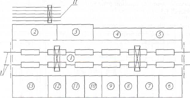 Рисунок 1 – Схема (план)