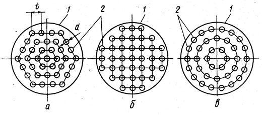 Способ разбивки труб в теплообменниках толщина теплообменника котла печкин ксг-10