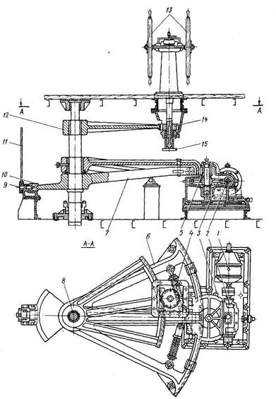 Рулевой электропривод с
