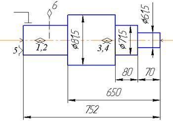 Формула скорости резания при токарной обработке