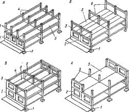 Конструктивные схемы здания фото