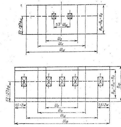 Рисунок 11 – Схема размещения