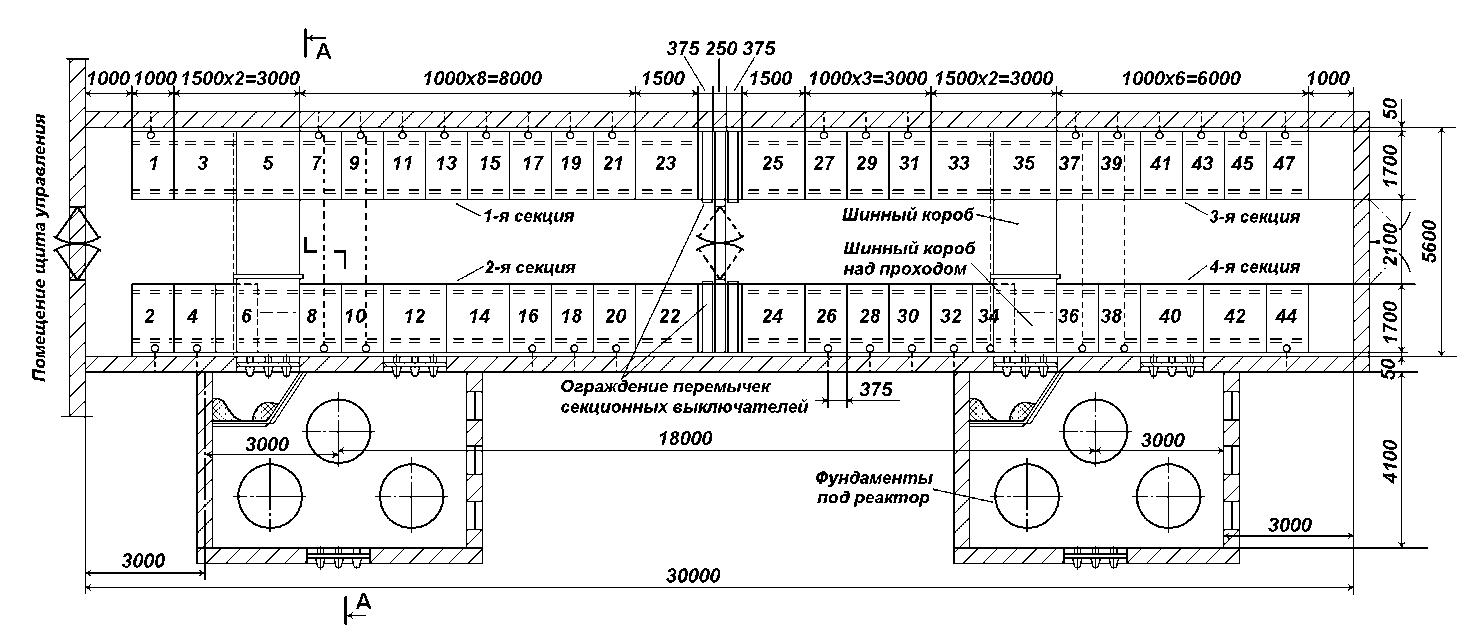 схема установки ктп на приставках