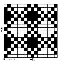 Дрібноузорчаті ткацькі переплетення — Студопедія 7a98c44840db1