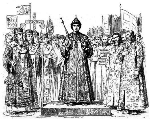 Дата: 17 в, 1613 г, июль, 11 описание: после изгнания из москвы