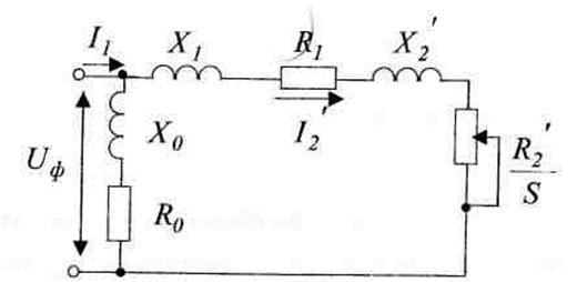 Рисунок 4.1 – Упрощенная схема