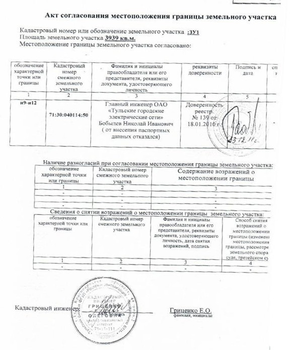 Смены паспортных данных учредителей
