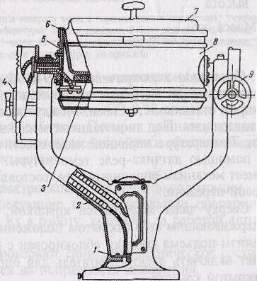 Схема 2.23. Сковорода СЭ-2