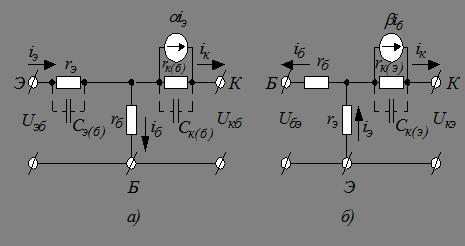 Как составлять эквивалентные схемы замещения 70