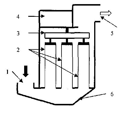 Рис. 3.1.1 Схема рукавного