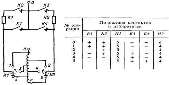 На рис.2,б показана схема