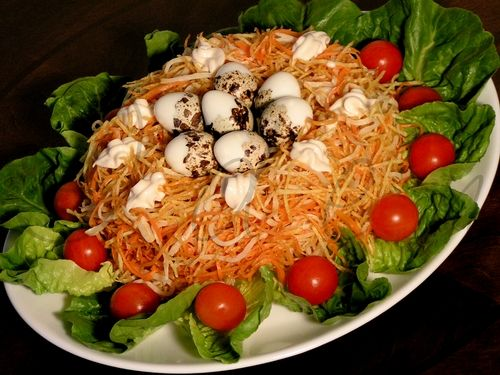 будущем девочки как приготовить салат семейное гнездо лимфоузел паху, правой