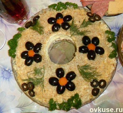 Orgasm salad