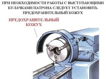 Требования к рабочему месту токаря