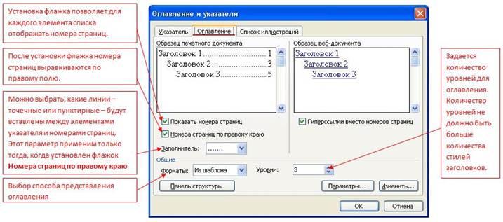 Как ворде создать оглавление с ссылками - Keramoplitnn.ru