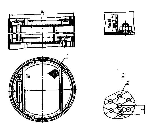 Схема ситчатые тарелки
