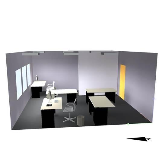 Рисунок 4.2 – 3D модель