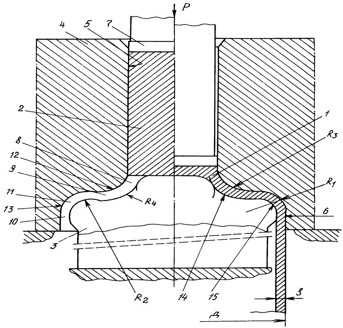 Схема горячей объемной штамповки фото 879
