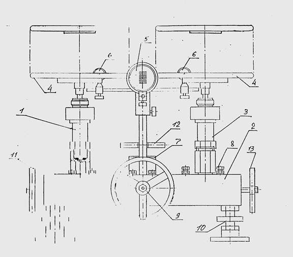 Манометр МП-60. 1.